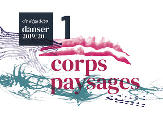 Corps Paysages - cycle d'ateliers
