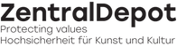 6_304 ZentralDepot Logo Schwarz Tagline.