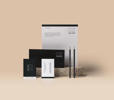 Oz Designs Stationery