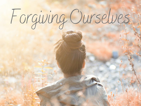 Becoming More Forgiving- Thursday, July 2nd