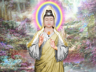 Quan Yin Enters My Life