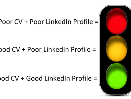 The importance of having a good LinkedIn profile