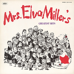 Mrs Elva Miller's Greatest Hits (Japan).