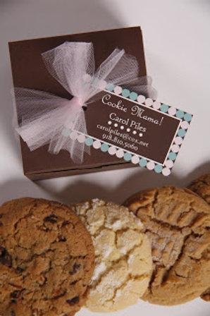 Gift Box - 4 Cookies
