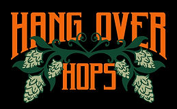 Hang Over Hops Logo