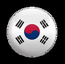 Drapeau de la Corée