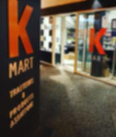 épicerie K Mart 15 à Beaugrenelle