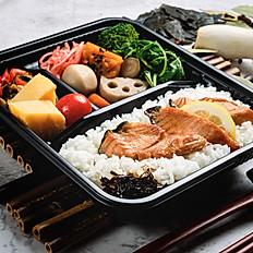 Bento saumon