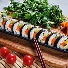 Kimbap aux légumes