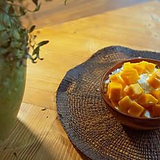 Bingsu à la mangue