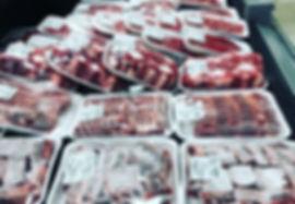 Rayon boucherie à K Mart 15 Beaugrenelle