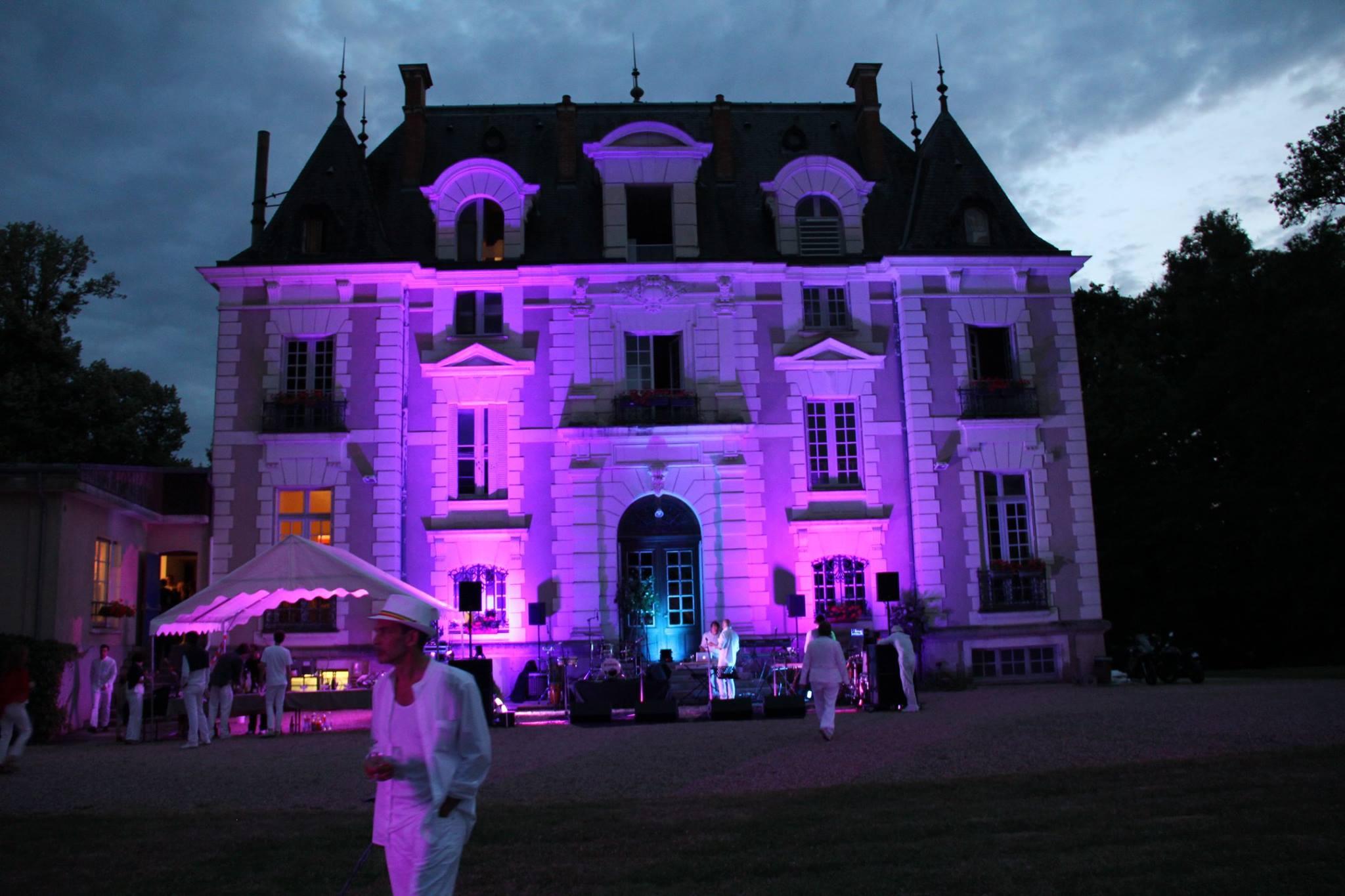 Château de Chaligny (58)