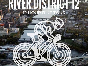 Join Rockford's 12 hour bike tour!