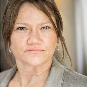 Actress Suzette Stuebben