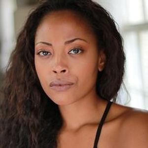 Actress Tadasay Young