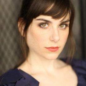 Actress Lauren Prejant
