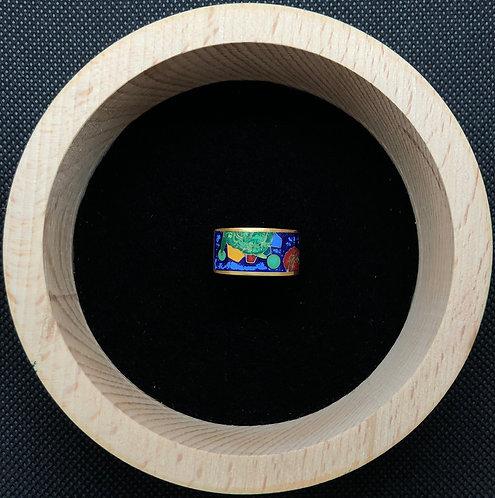 """Ring: """"Hundertwasser"""""""