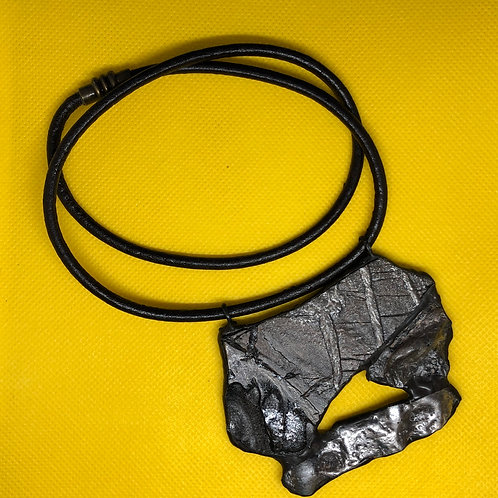 Necklace (volcanic glass)