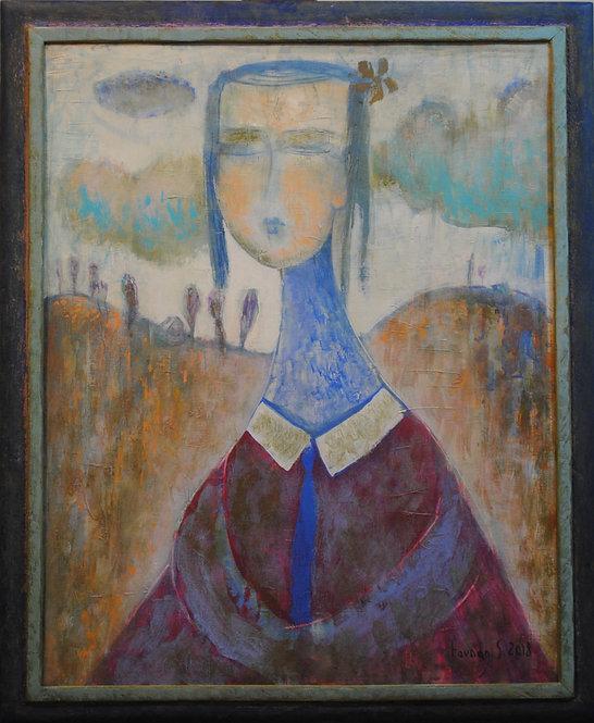 Archaic portrait