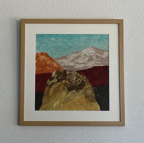 """Castle on the Rock """