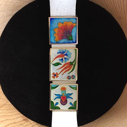 """Bracelet """"Triptych"""""""