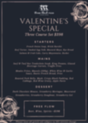 Valentines Day Set - Wix and Newsletter.