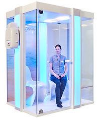 Halotherapy Halobooth Pro Wellness JK