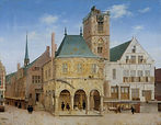 The Old Town Hall of Amsterdam, Pieter J