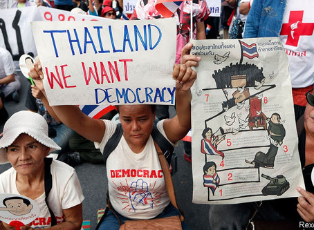 Despatch from Southeast Asia:unpacking the region's complex take on democracy