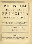 9. 'Principia Mathematica', first editio