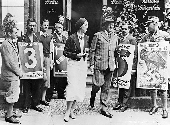 Germany 1932, Ullstein Bild via Getty Im