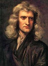 10. Isaac Newton, Sir Godfrey Kneller, 1