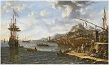 Laureys_a_Castro_-_A_Mediterranean_harbo
