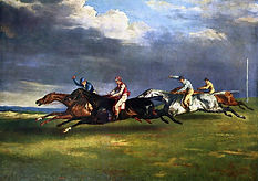 The_Epsom_Derby,_by_Théodore_Géricau