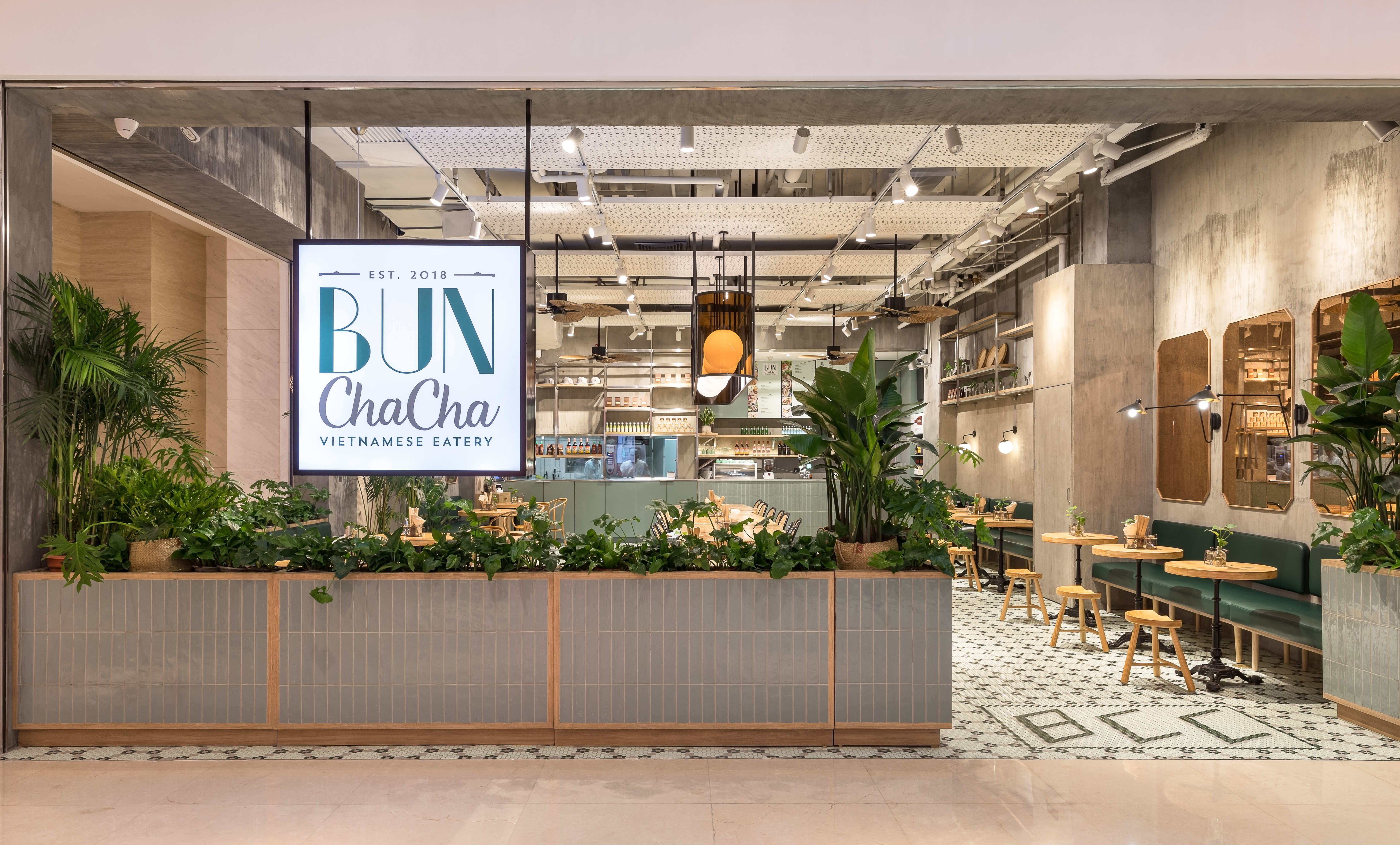 Bun Cha Cha Shanghai hcreates