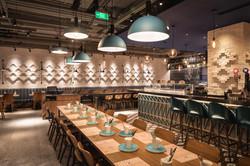 Pintxos, Shanghai, restaurant design by hcreates
