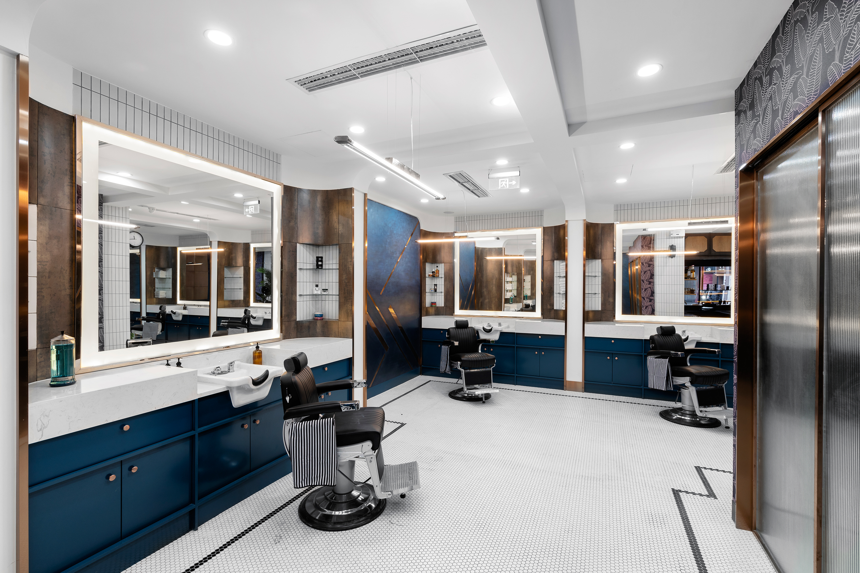Doc's Barbershop Chengdu hcreates