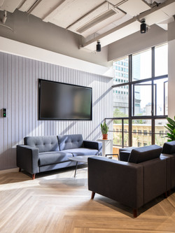Office design by hcreates interior design