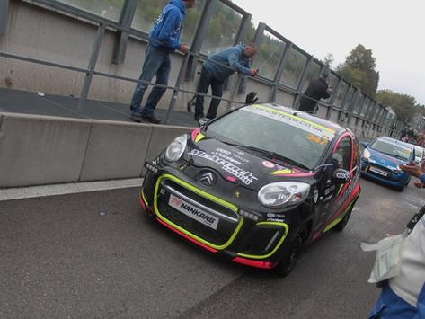 """Autosports Eiropā: """"Citroen C1 Racing Club"""" sprinta un izturības sacensību seriāls."""