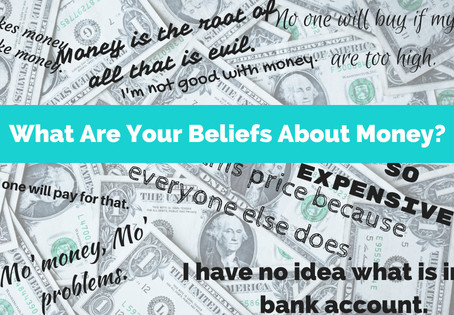 Are You Aware Of Your Limiting Beliefs About Money?