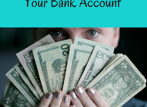 Change Your Beliefs: It's Okay To Check Your Bank Account
