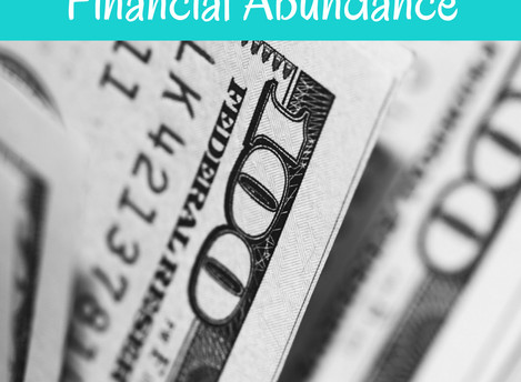 Financial Sabotage: How Guilt Can Block Your Financial Abundance