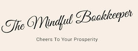 The Mindful Bookkeeper Logo - Google Ban