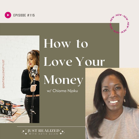 How to Love Your Money