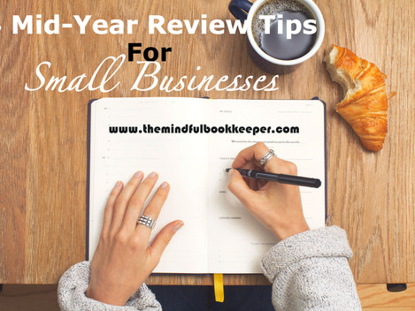 4 Mid-Year Review Tips for Small Businesses