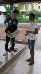 Aulas de Percussão