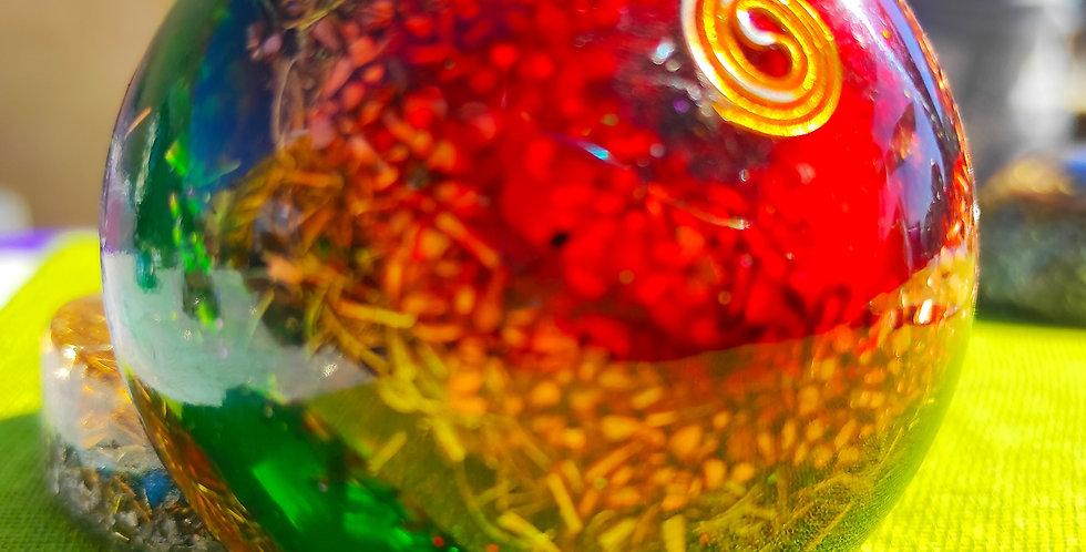 Demi sphère L'Algue