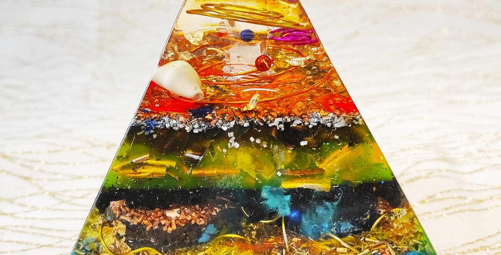 """Pyramide XL: """"Boutentrain"""""""