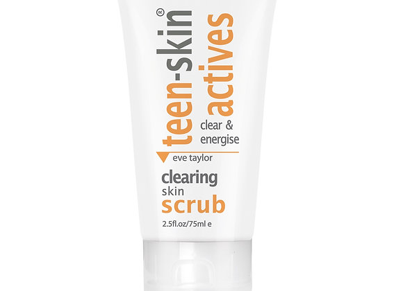 Teen Skin Actives Clearing Skin Scrub