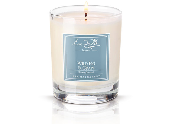 Wild Fig & Grape Aromawax Candle